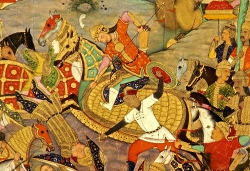 ShahNama-Dhanraj-IndianManuscript