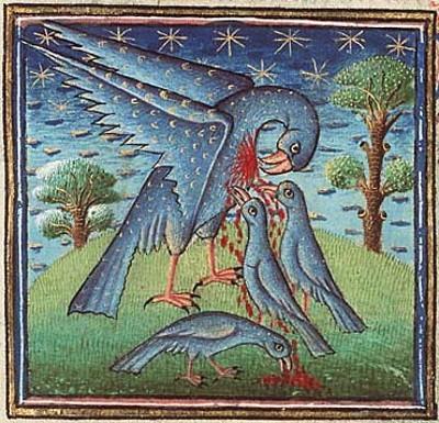 Bestiary-Honocrotalus-MuseumMeermanno10B25Folio32r