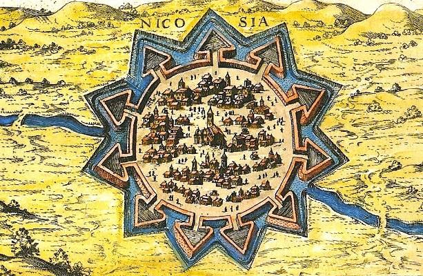 MedievalMap-Nicosia